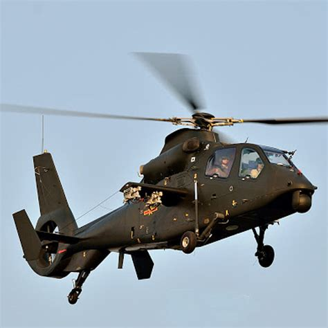Helihub.com New Z-19 Attack Helicopter Launches At Chinese