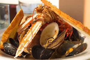 Seafood plate, photo, #1327968 - FreeImages.com