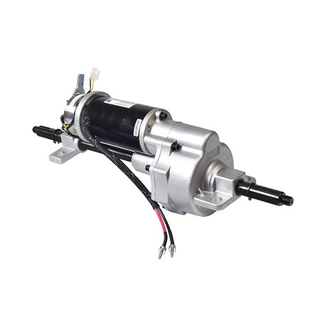 motor brake and transaxle assembly for the go go lx with cts suspension s50lx s54lx go go
