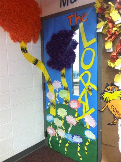1000 images about seuss doors on pinterest earth day