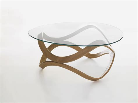 Wood base glass top dining table. 2020 Best of Round Glass Coffee Tables Wood Base