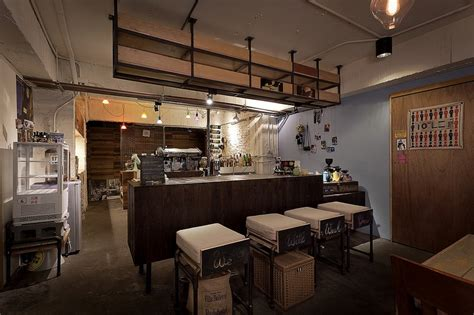 wash coffee laundry coffee shop  formo design studio