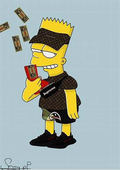 Bart Supreme Simpsons Favourites
