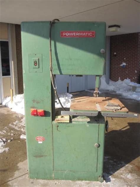photo index powermatic machine  powermatic  band