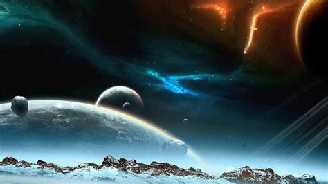 Cool Space Background Wallpapers (68+ Images