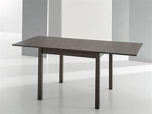 Table Carrée Rallonge : pegaso table carr e rallonge ~ Teatrodelosmanantiales.com Idées de Décoration