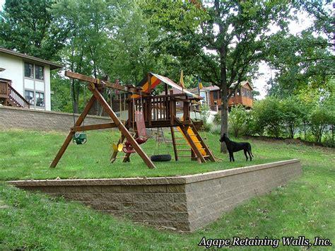 view sloped yard gardenyard pinterest