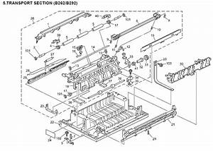 Gestetner Dsm416pf Parts List And Diagrams