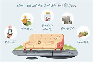 What To Do With A Used Couch