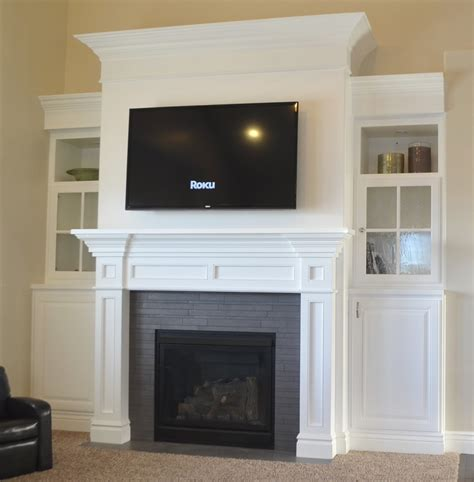 build fireplace mantel how to build your own fireplace mantel sunlit spaces