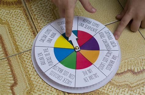 ruleta para nios juego