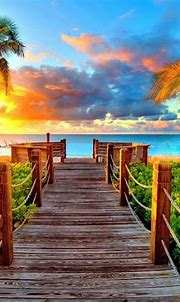 Download beach Wallpaper by bluecoral74 - 1f - Free on ...
