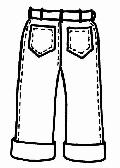Coloring Pages Clothing Boys Printable Colouring Sheets