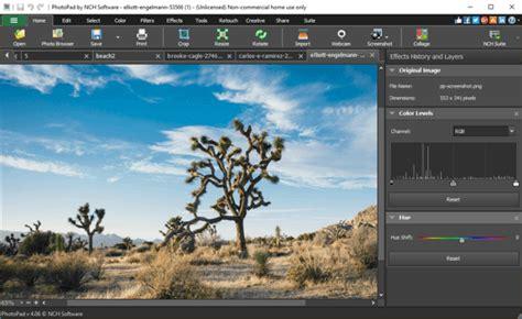 photo editor software  easily edit digital images