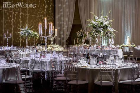 elegant ivory  silver wedding elegantweddingca