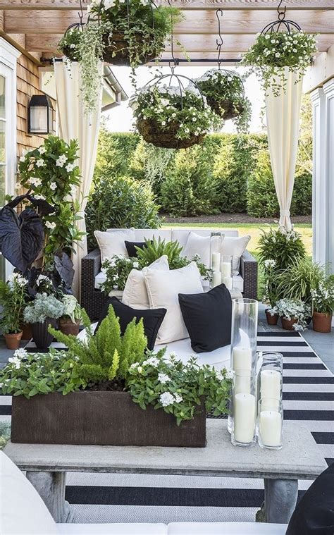 Best Patio Decor by 25 Best Diy Patio Decoration Ideas And Designs For 2019