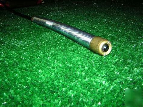 sewer camera pipe video drain cleaner snake jetter mini