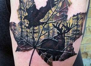 70 Hunting Tattoos For Men - Skills Of War In Times Of Peace