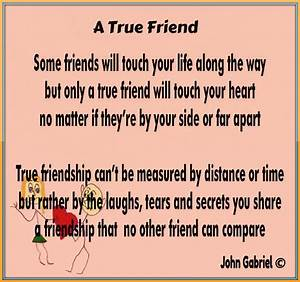 Friend Poems For Her | www.pixshark.com - Images Galleries ...