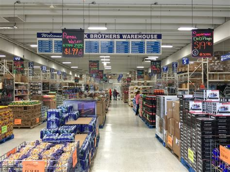 cook brothers warehouse    reviews