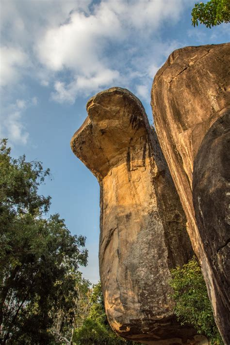 visiting sigiriya rock  sri lanka read
