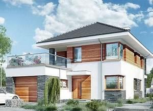 2 Geschossiges Haus : zweifamilienhaus bauen 131 zweifamilienh user mit grundriss und preis ~ Frokenaadalensverden.com Haus und Dekorationen