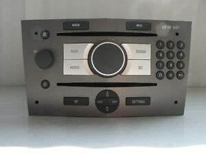 Autoradio Opel Astra H : opel astra h zafira b radio navi autoradio cd70 navi 13188465 cc metallic lg ~ Maxctalentgroup.com Avis de Voitures
