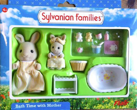 Teddy Bears & Friends   Sylvanian Families ? UK Bath Time