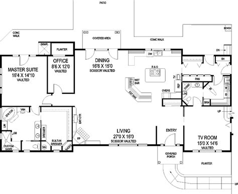 split bedroom floor plans split bedroom house plans with basement home desain 2018