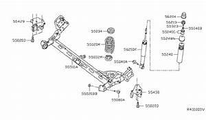2019 Nissan Sentra Rear Suspension