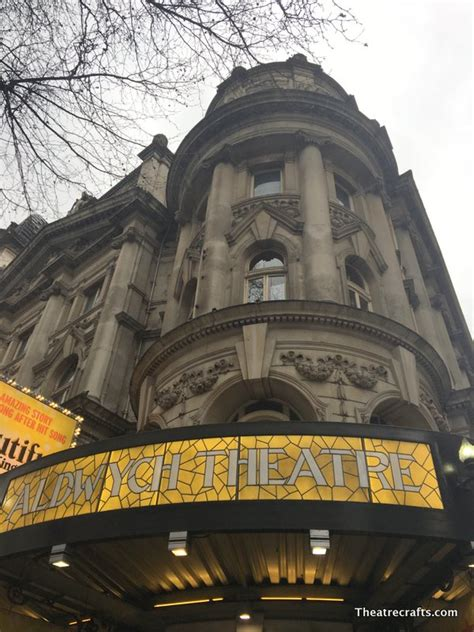uk london aldwych theatre theatrecraftscom