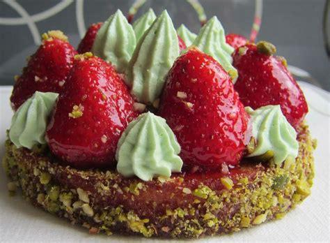 cuisine 2 michalak la tarte aux fraises inspirée par c michalak un grain