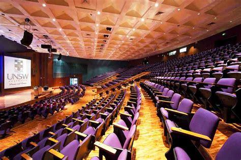 unsw hospitality large event venues hidden city secrets