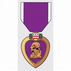 Purple Heart Medal Clipart (15+)