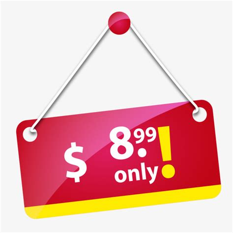 Price Tag Image Price Tag Free Dollar Png Image And Clipart For