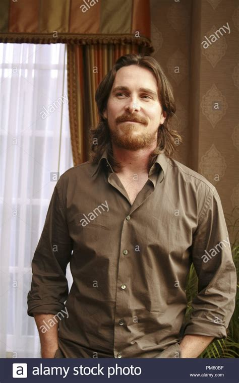Christian Bale The Fighter Portrait Session November