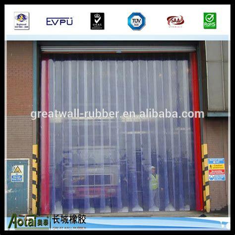 polar transparent pvc curtain freezer door curtain