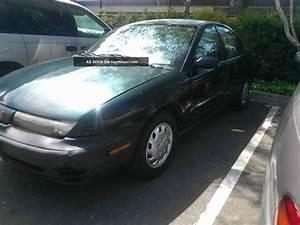 1996 Saturn Sl1 Base Sedan 4 - Door 1  9l