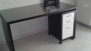 Ikea Bureau Verre : bureau plateau verre ikea driverlayer search engine ~ Melissatoandfro.com Idées de Décoration