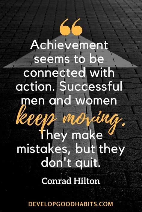 achievement quotes  find success today achievement