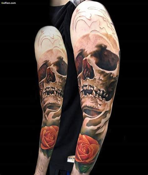brilliant  arm tattoos realistic  sleeve tattoo design golfiancom
