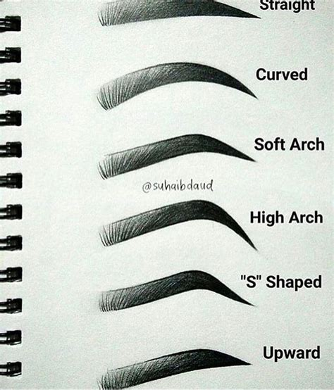 ideas  drawing eyebrows  pinterest long