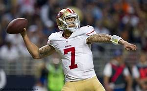 NFL Big Throw: Colin Kaepernick Hit Torrey Smith - Inside ...