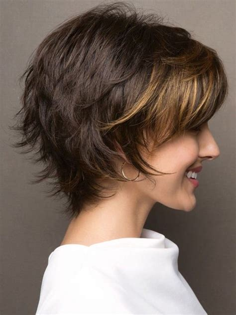 short hairstyles  thick  thin hair