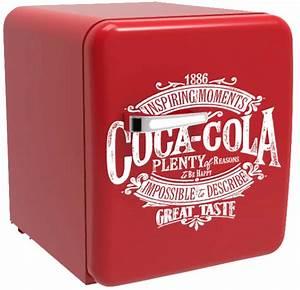 Welchen Kühlschrank Kaufen : coke cube k hlschrank standger t 0 5m hoch 48 liter f r 149 statt 194 ~ Markanthonyermac.com Haus und Dekorationen