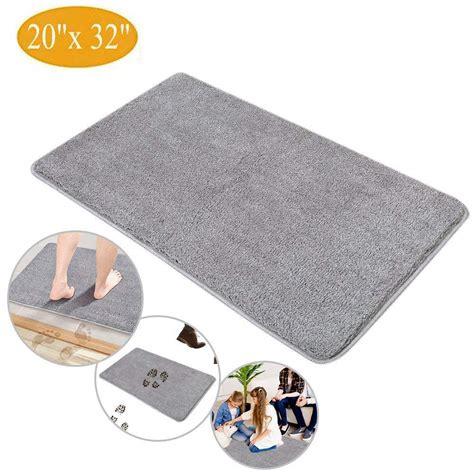 absorbent doormat indoor doormat front door mat non slip rubber backing