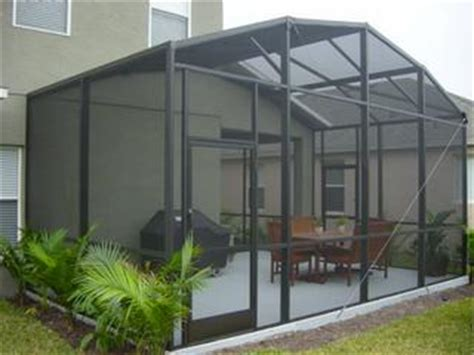 st augustine screen patio builder jacksonville screen