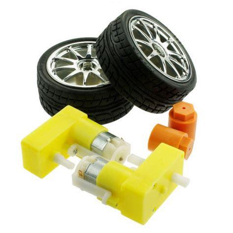 Kit 2 roues + moteurs KTAM-S