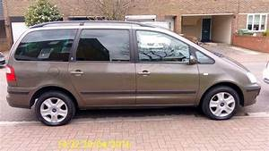 Seven Seater Ford Galaxy 1 9 Tdi 2002