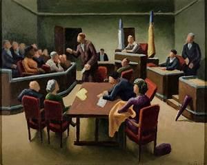 Trial by Jury (study) | Thomas Hart Benton | Pinterest